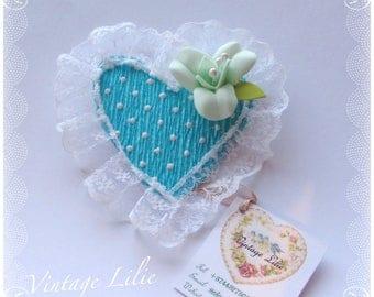 Blue Valentine's Heart
