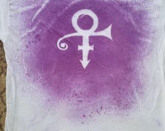 Custom made Prince T-shirt