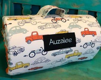 Cars Nap Mat