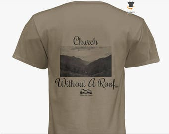 Church Without A Roof T-Shirt