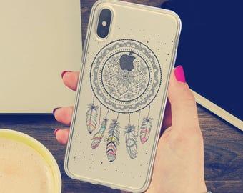 Samsung Galaxy Note 4/5/8 case,dreamcatcher Samsung S6 edge plus case iPhone 6 case  iPhone 8 Case iPhone X Case-iPhone 6 Plus 7 Plus Case