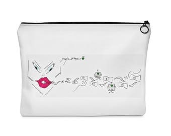 Mary Jane TravelMakeUp Pouch