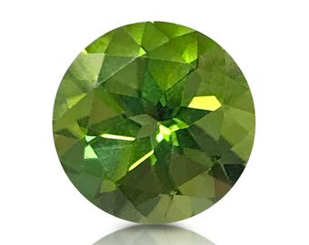 Natural round cut Peridot 2 - 5mm