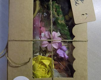 Fairy Miniature Garden Kit