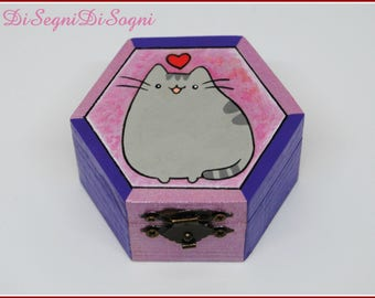 PUSHEEN MINI-BOX