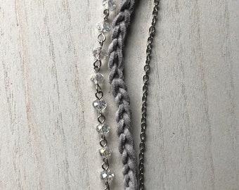 Layered Diffuser Bracelet