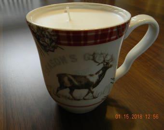 Season Greeting Mug