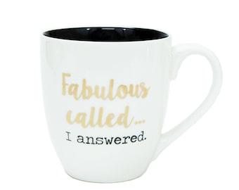 Fabulous Called Coffe Mug