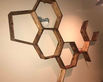 Molecule Shelf (Made to Order Only)