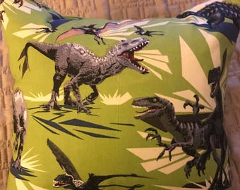 Jurassic World Pillow