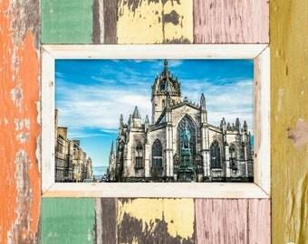 Edinburgh's St Giles Cathedral