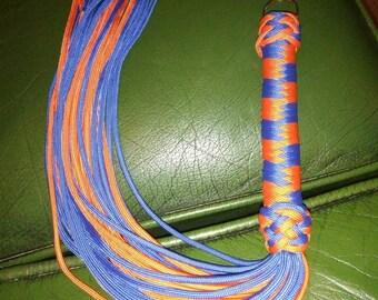 100% Nylon Paracord Flogger