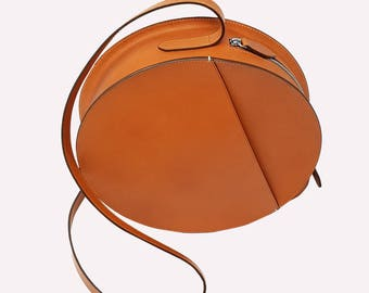 Tambourine Bag with outer pocket