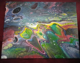 Landscape on Acid