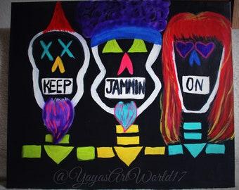 Keep On Jammin