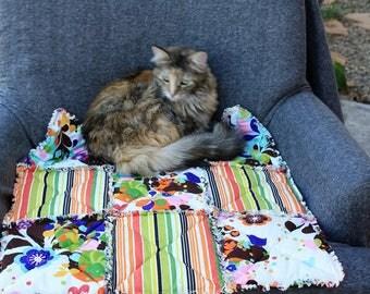 Pet Furniture Cover,Cat Bed, Cat Blanket, Cat Quilt, Travel Pet Blanket, Catnip Blanket, Cat Nip Mat, Luxury Cat Bed, Beds for Pets, Pet Mat