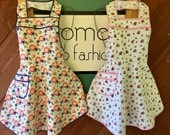 Flirty Everyday Housewife Aprons - Reserved for ErnestKay