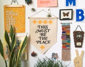 This Must Be the Place- Wall Banner