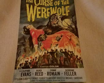 Curse of the Werewolf Tote
