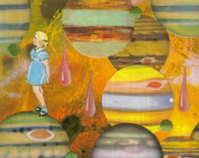 Weird Universe Art Collage