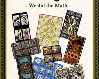 Panel Quilts: We Did the Math