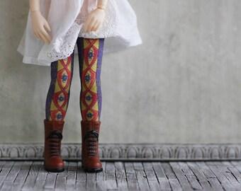 Medieval Mood Blythe Doll Stockings