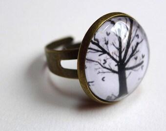 Ring tree BA043 hearts