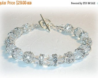 15% OFF Bliss Silver Brilliance Bracelet