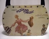 The Sound of Music......Record Album Purse