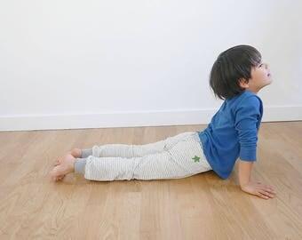 New! KIDS TROUSERS - PDF e pattern - Kids Sweatpants - 2Y