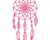Dreamcatcher 2 Cut File .SVG .DXF .PNG