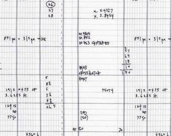 Carolyn Friedlander, Architextures, AFR-13502-12 Grey, Robert Kaufman Fabric, 100% Cotton