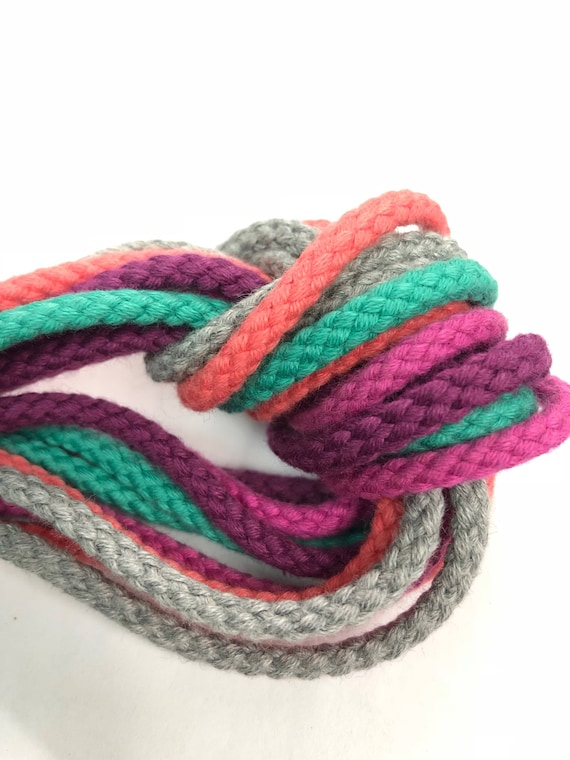 macrame supplies wholesale 1 8 quot 4mm cotton cord drawcord sold by the yard 4082
