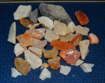 Raw Opals, rough stones flash structure minerals, genuine, natural stone, Jewelry Supplies, Earrings, Pendants, Bracelets, Gem Stones Lot #1