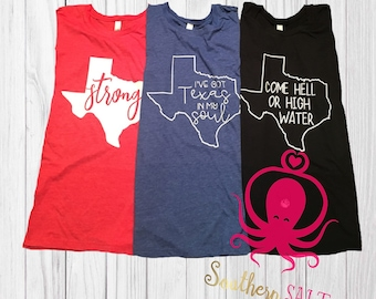 Adult Texas Pride Shirt - 3 Designs to Choose From