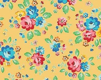 "ON SALE Arbor Blossom"" By Nadra Ridgeway Yellow Main"