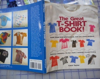 The Great T-Shirt Book!  - CLEARANCE