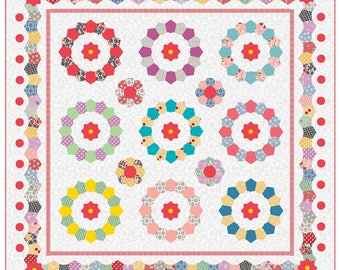 Return to Dresden by Sue Daley Designs Pattern Kit