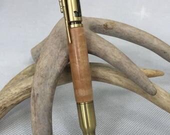 Bolt Action Maple Pen