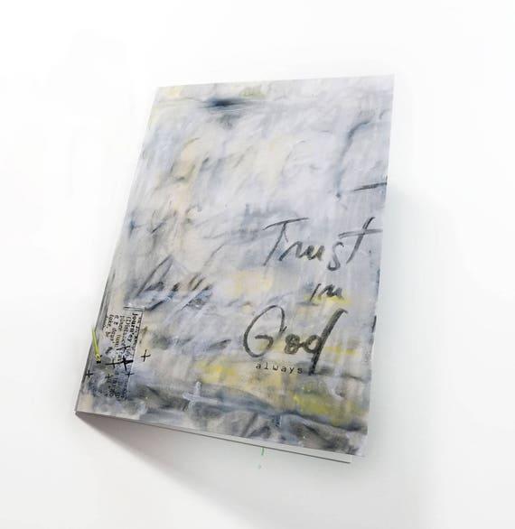 Trust in God - note card
