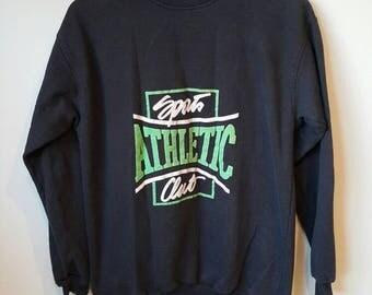 Vintage Athletic Sweatshirt