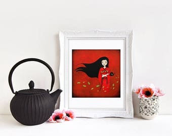 10% Off - Summer SALE Tea - Deluxe Edition Print