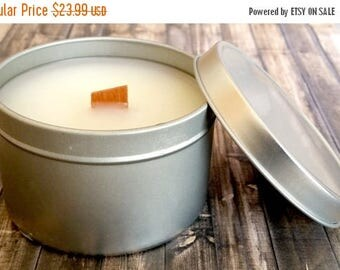 Moving Sale CHOICE OF FRAGRANCES Three Handmade Scented Soy Candles 5.5 oz Free Shipping