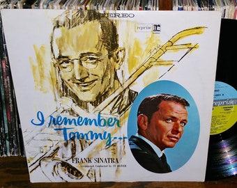 Frank Sinatra I Remember Tommy Vintage Vinyl Record