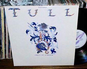 Jethro Tull Crest Of A Kanve Vintage Vinyl Record