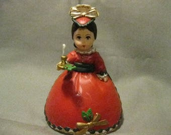 Hallmark  Victorian Christmas Ornament Madame Alexander 6th In The Series Christmas Tree Ornament