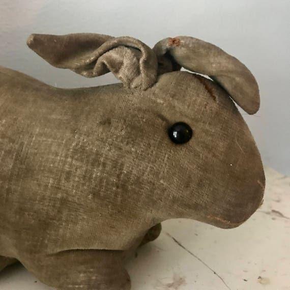 Steiff Velveteen Rabbit, 1800s