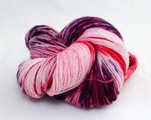 Ice Dyed Sock yarn - Icicle nr: 59