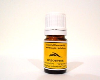 Helichrysum Essential Oil   Upick Size    New Batch