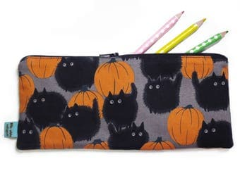 Pumpkin Patch Pencil Case
